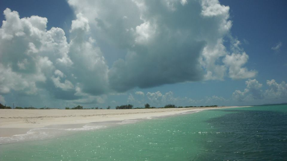 Anegada's beautiful beaches